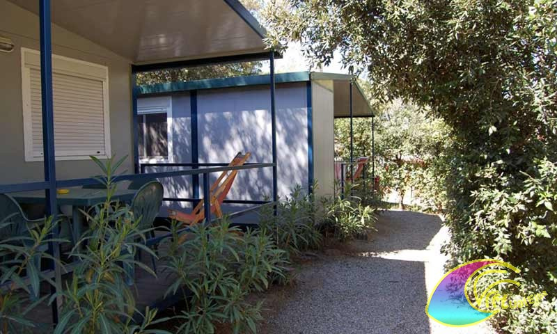 <b>Camping Lacona Bungalow