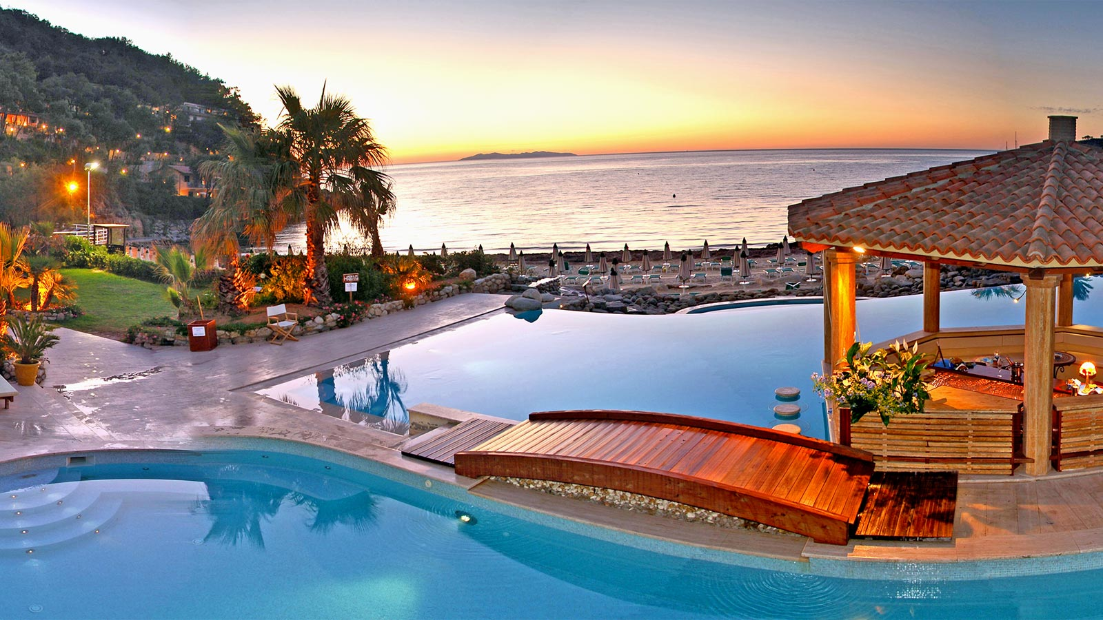 Hotel Insel Elba Italien