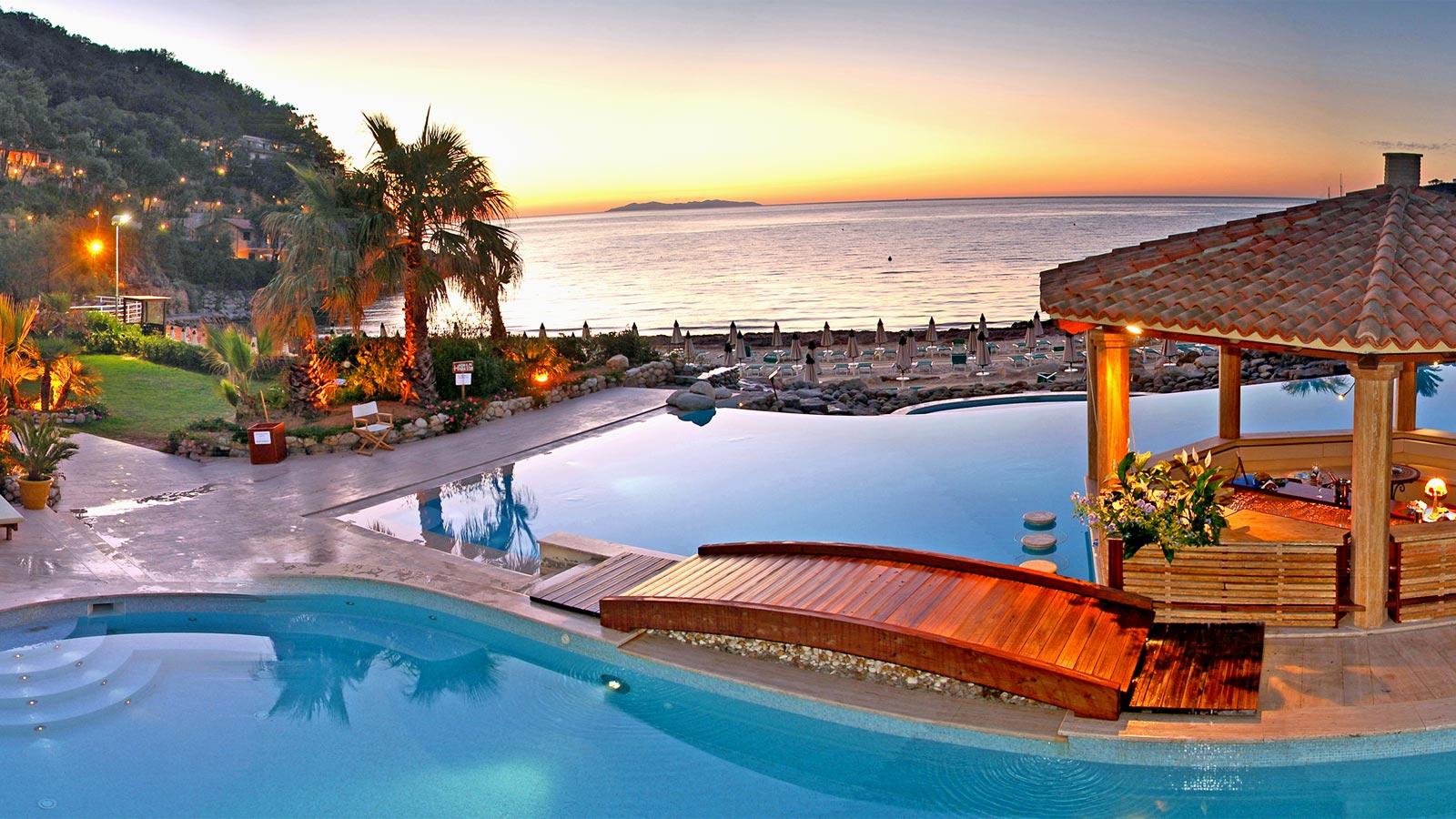 Elba Island Hotel Hermitage